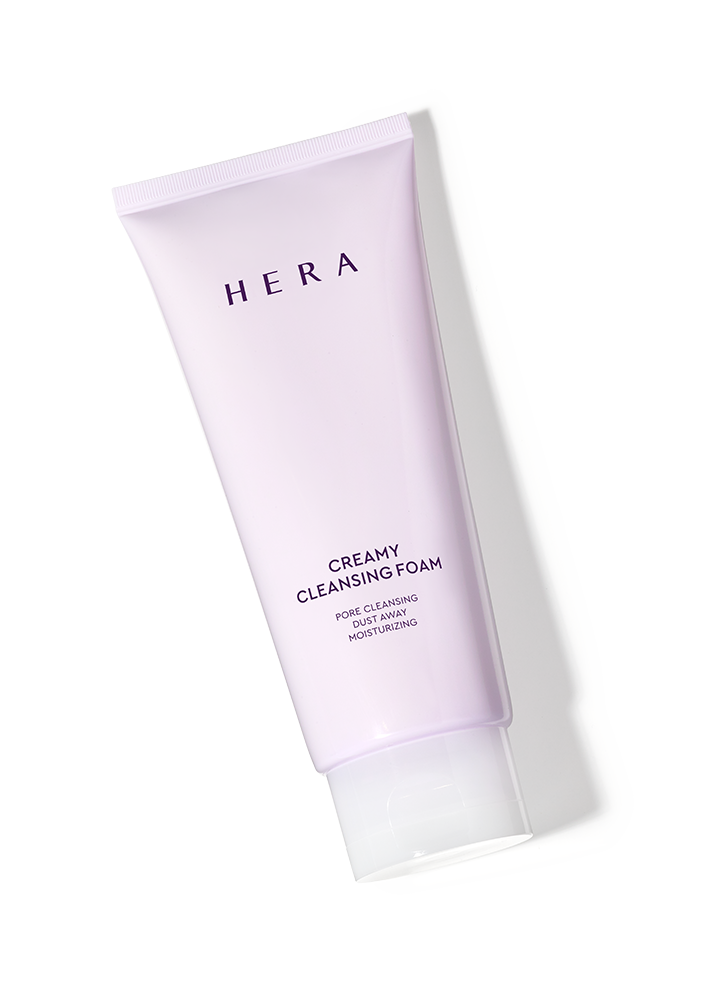 CREAMY CLEANSING FOAM